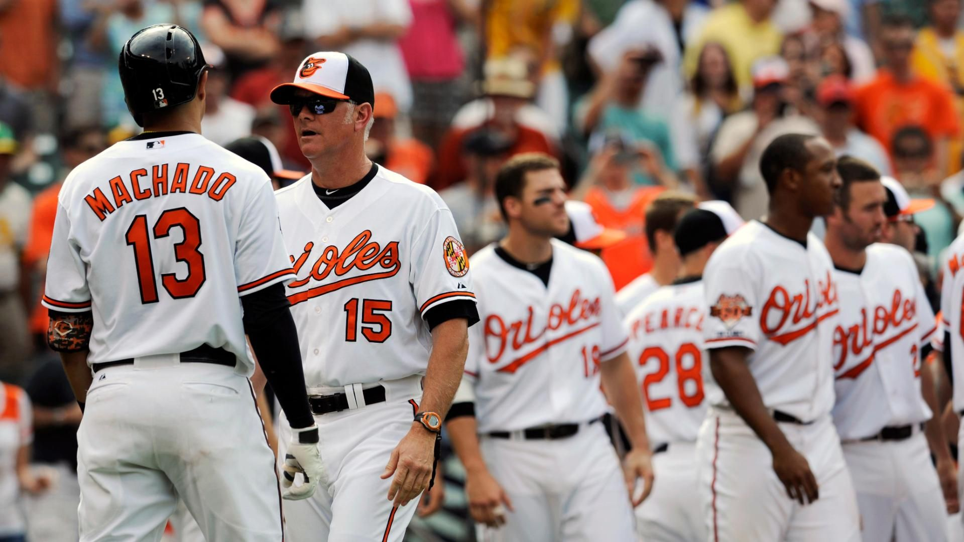 Machado Ejected In Orioles' Loss