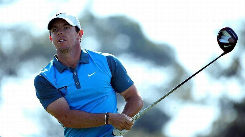 Sport Science: McIlroy's Power Off The Tee