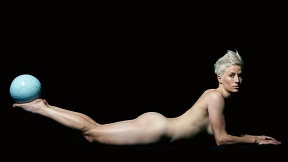 ESPN The Magazine 2014 Body Issue: Megan Rapinoe