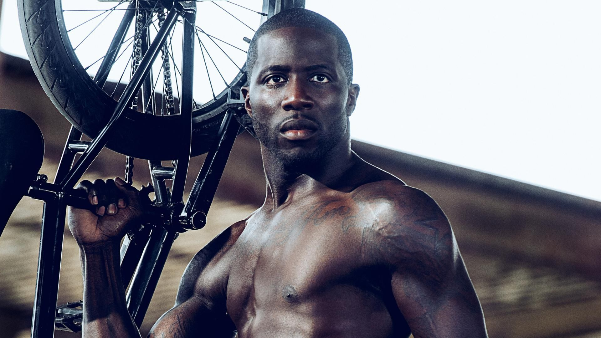ESPN The Magazine 2014 Body Issue: Nigel Sylvester