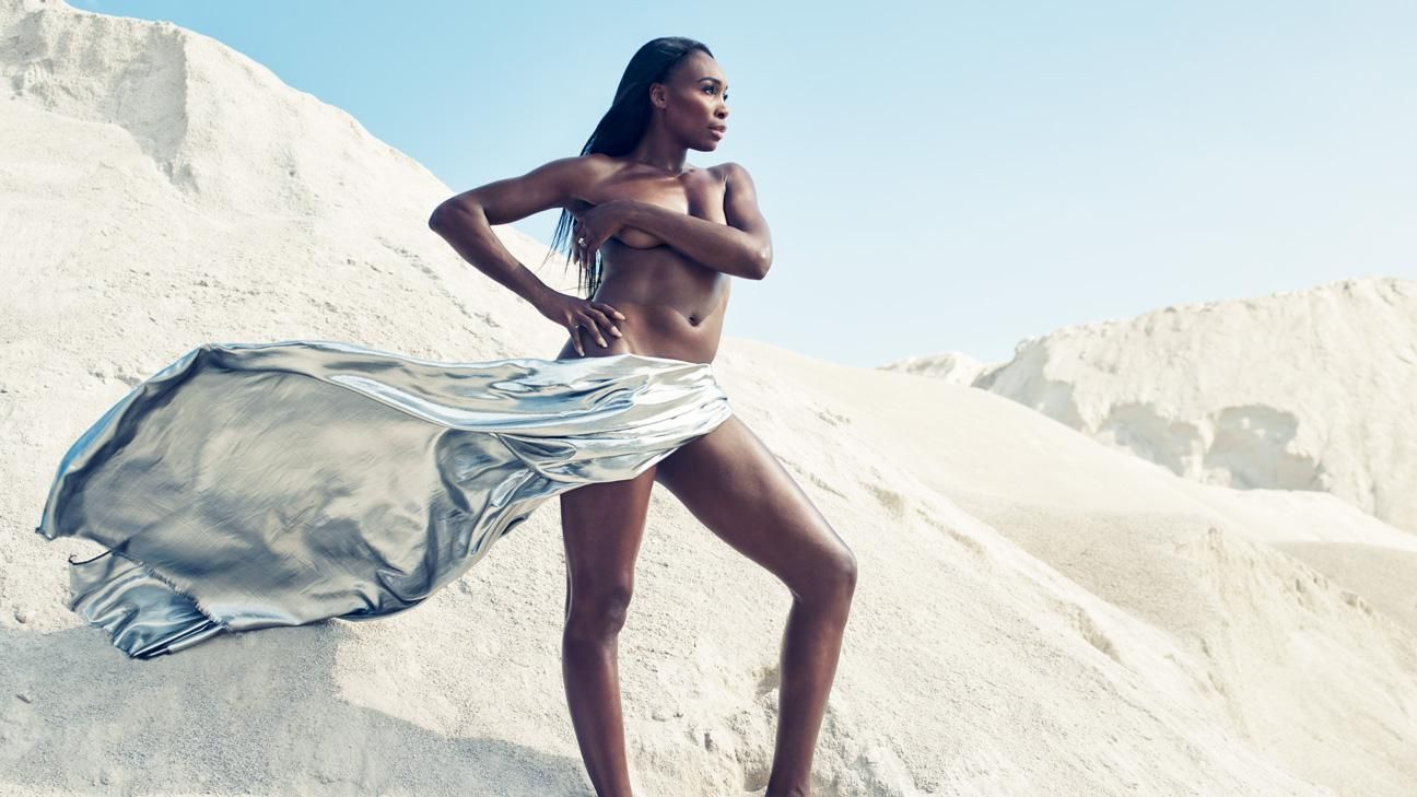 ESPN The Magazine 2014 Body Issue: Venus Williams Feature