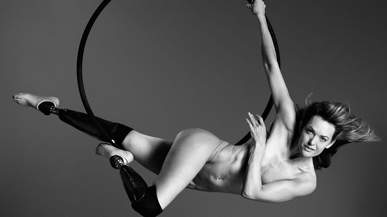 ESPN The Magazine 2014 Body Issue: Amy Purdy
