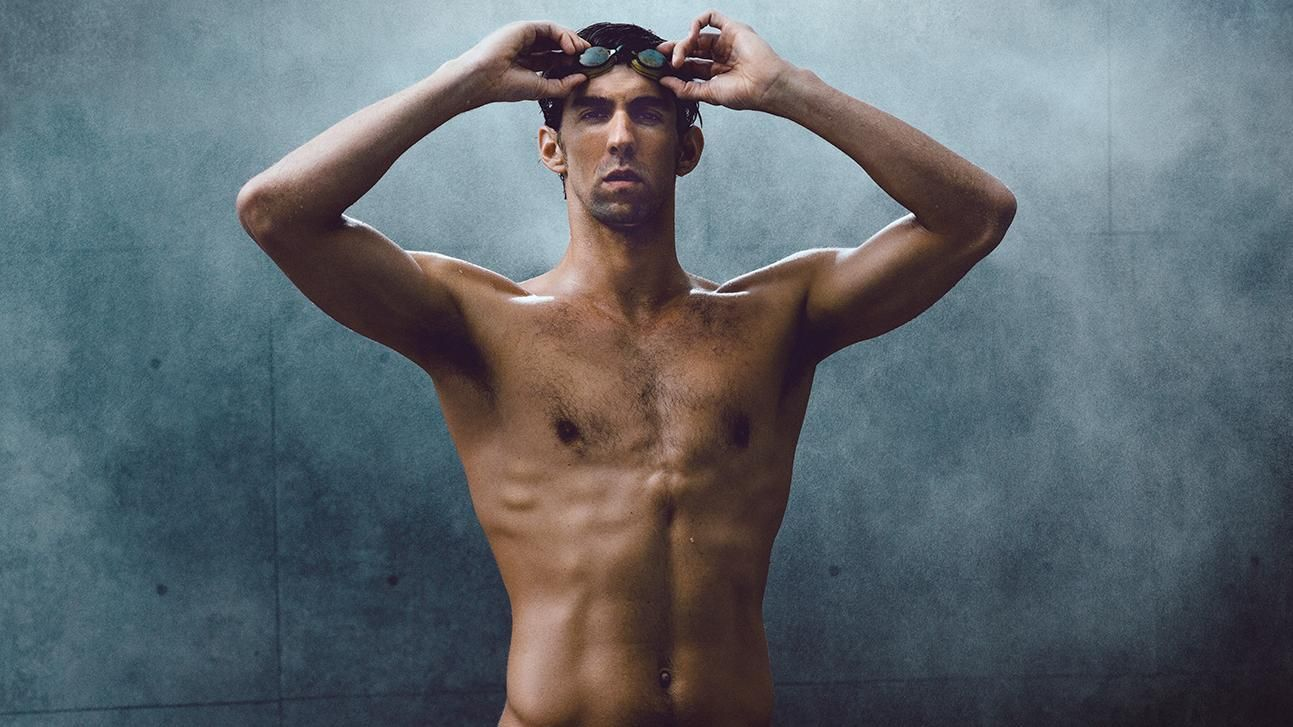 ESPN The Magazine 2014 Body Issue: Michael Phelps feature