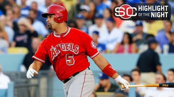 Angels Blank Dodgers