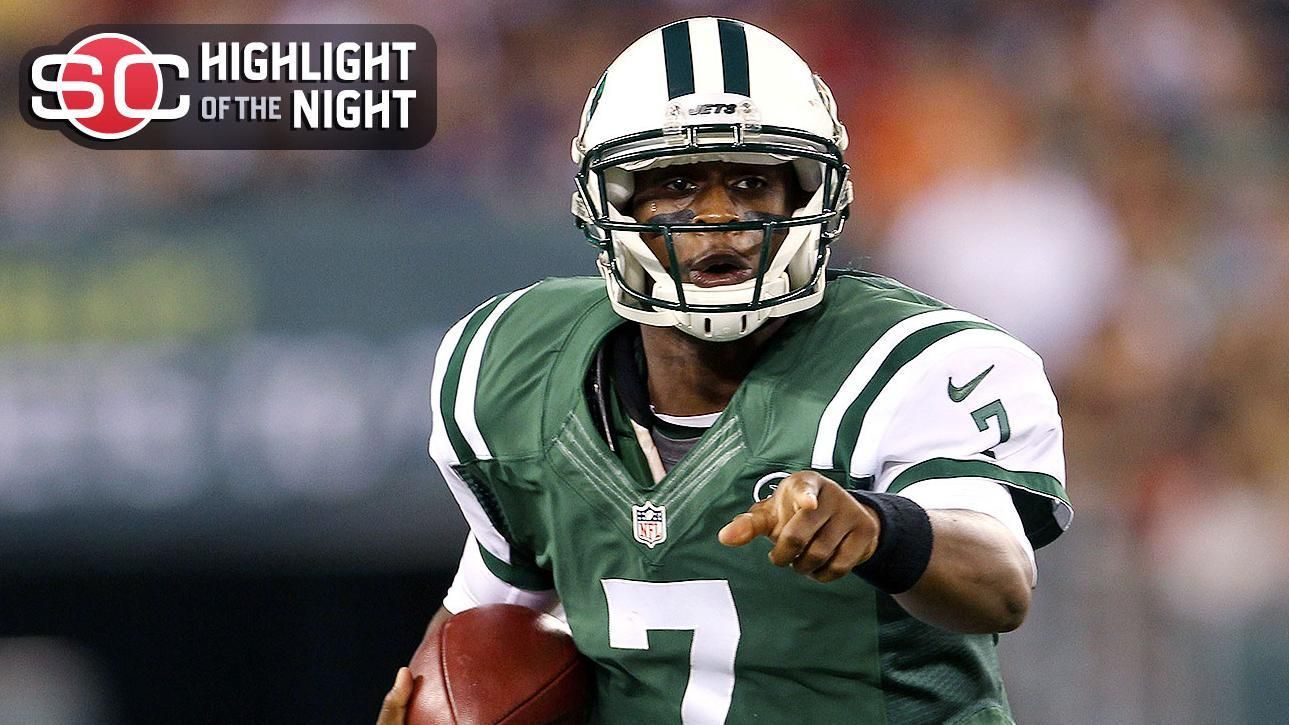 Jets' QBs Shine In Loss To Giants