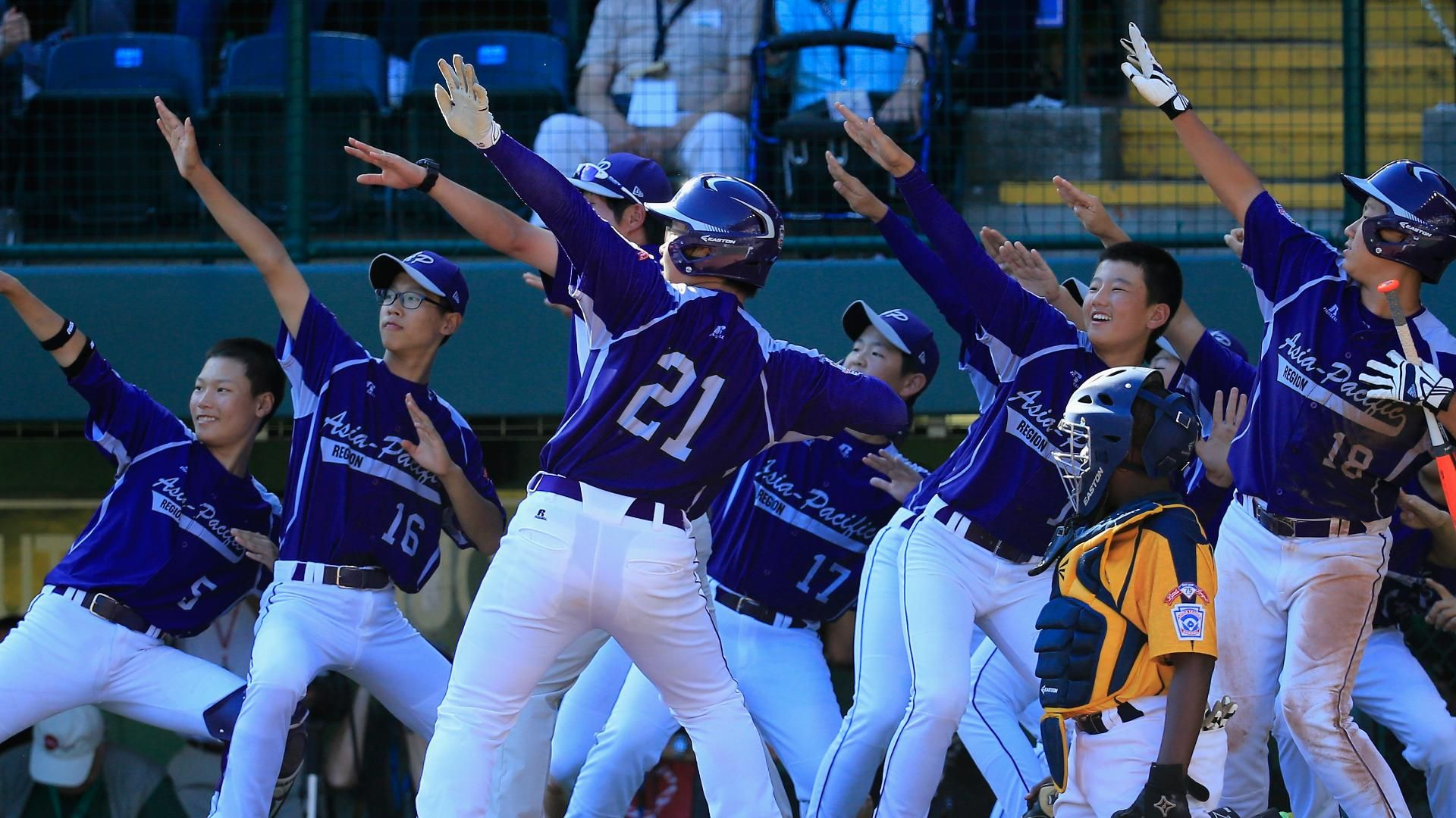 South Korea Wins LLWS Championship