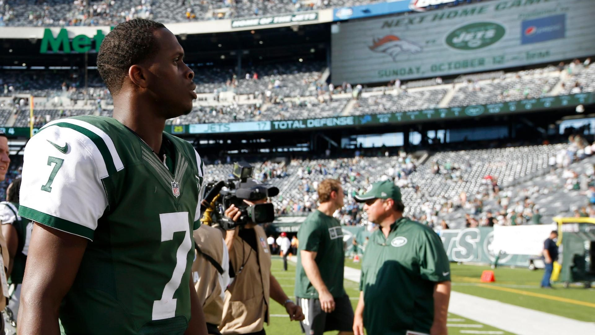 Jets Fifth Down: Lions, Stafford Too Much For N.Y.