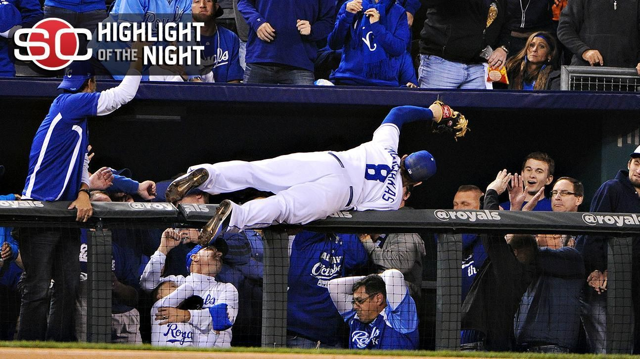Royals Edge Orioles To Take 3-0 Lead