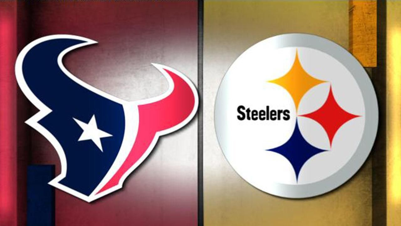 NFL Live Prediction: Texans-Steelers