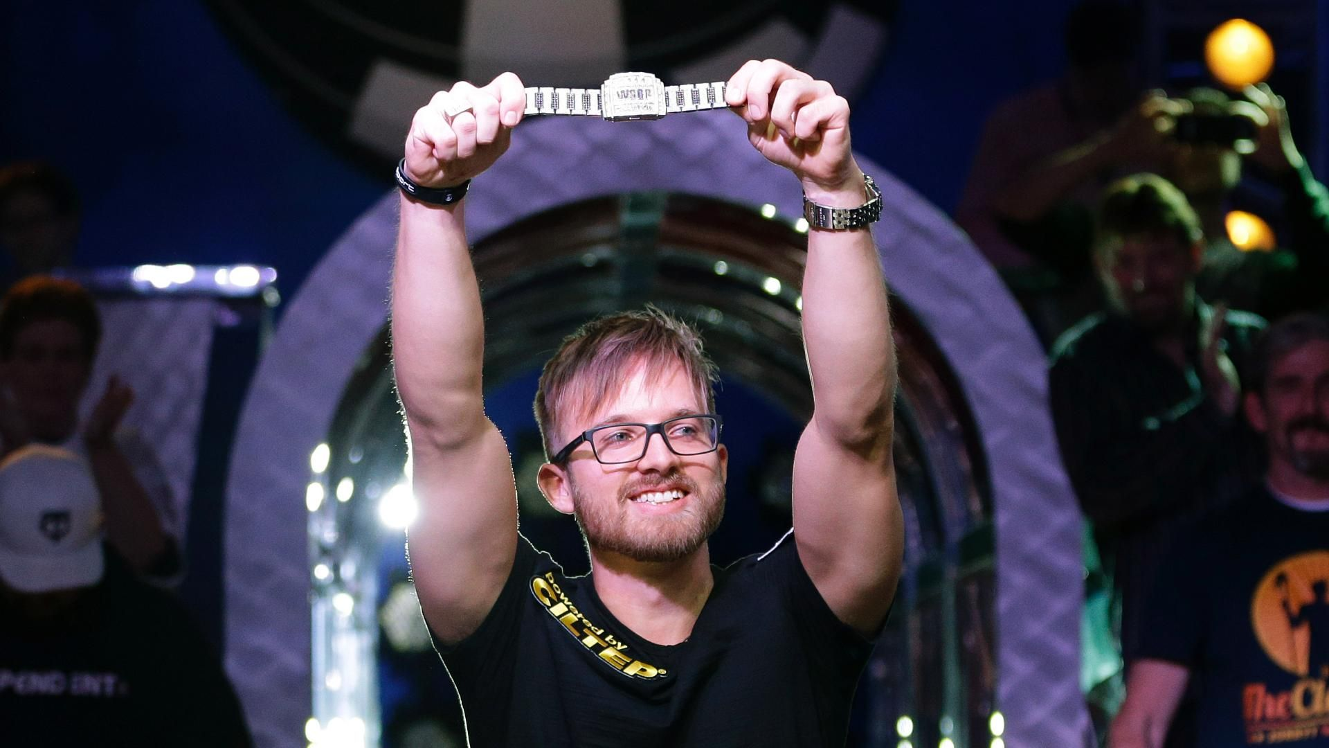 Martin Jacobson On WSOP Win