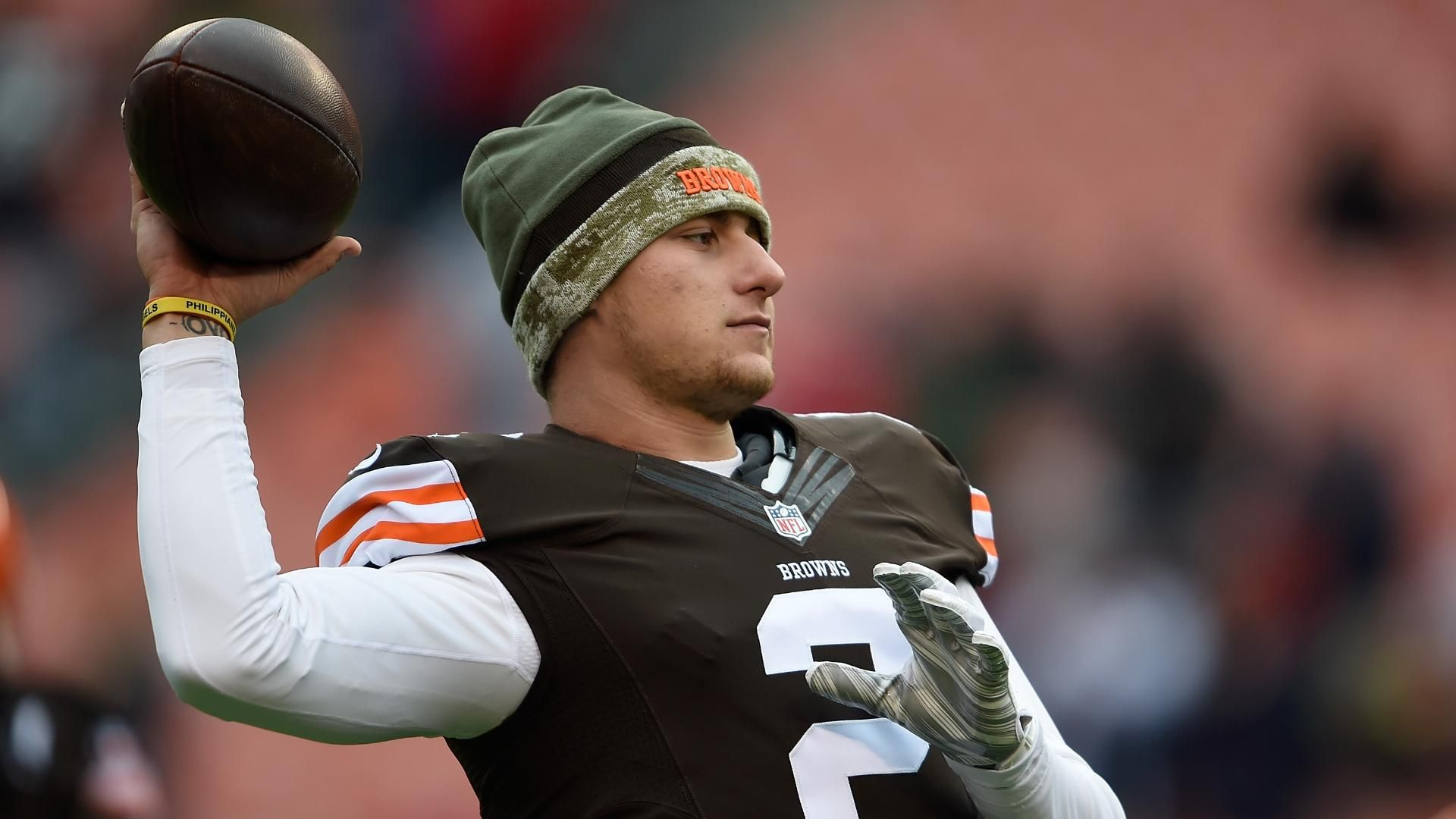 Johnny Football Involved In More Shenanigans