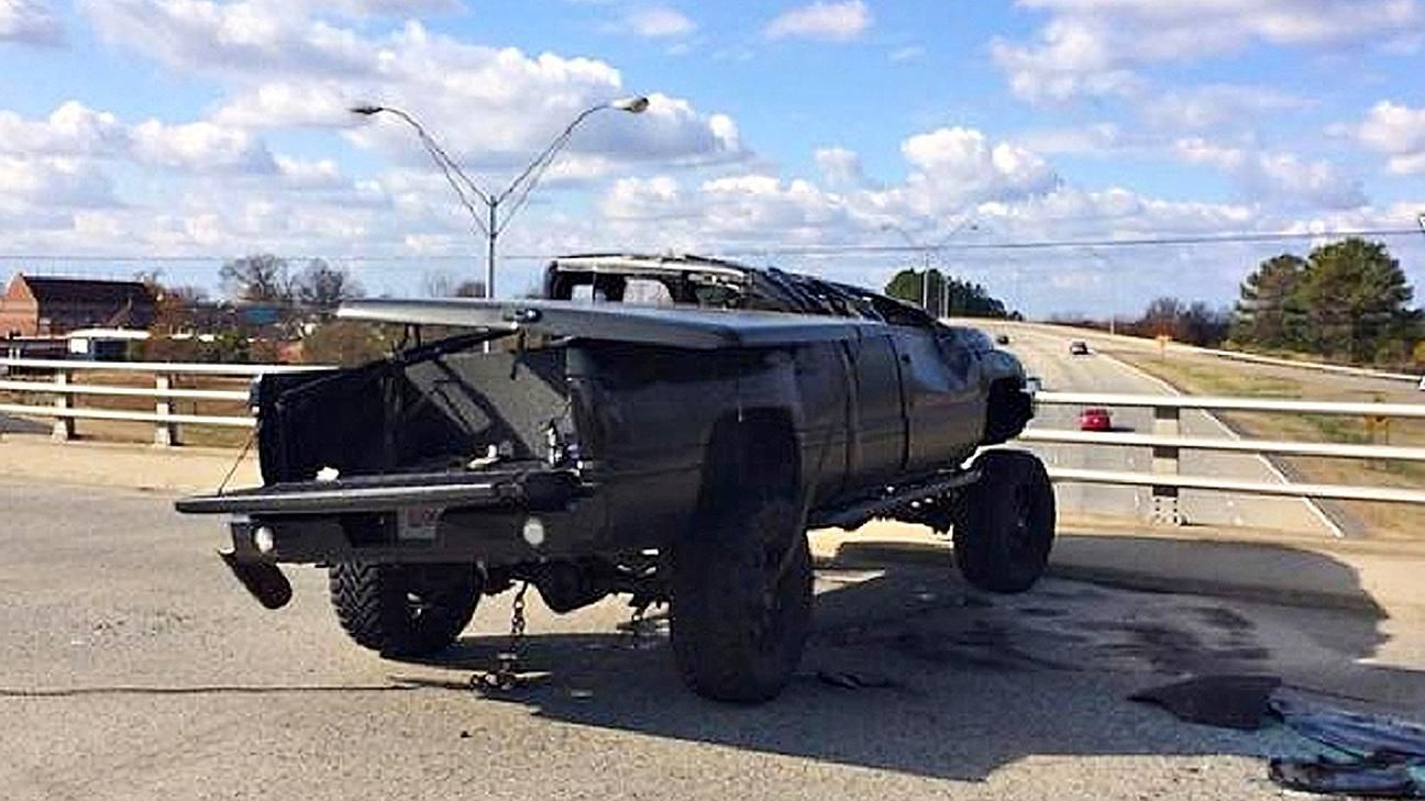 Newton Hospitalized After Two-Car Accident