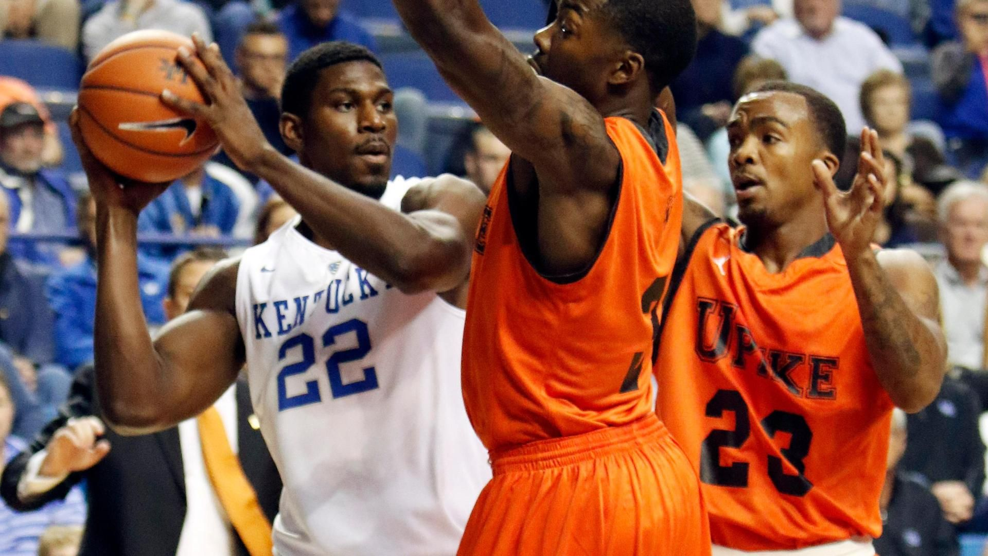 Kentucky Loses Alex Poythress To Torn ACL