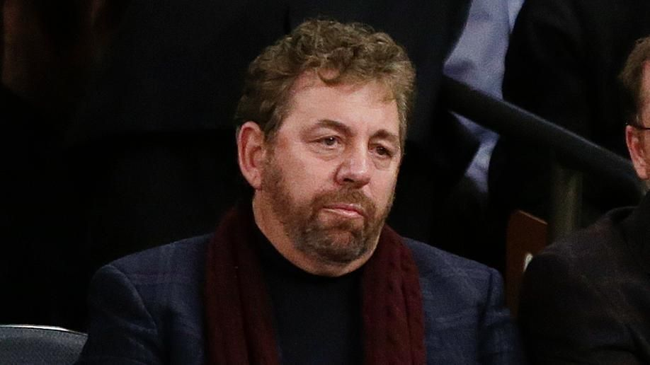 James Dolan Lashes Out At Fan