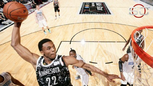 Wiggins Shines In Rising Stars Challenge