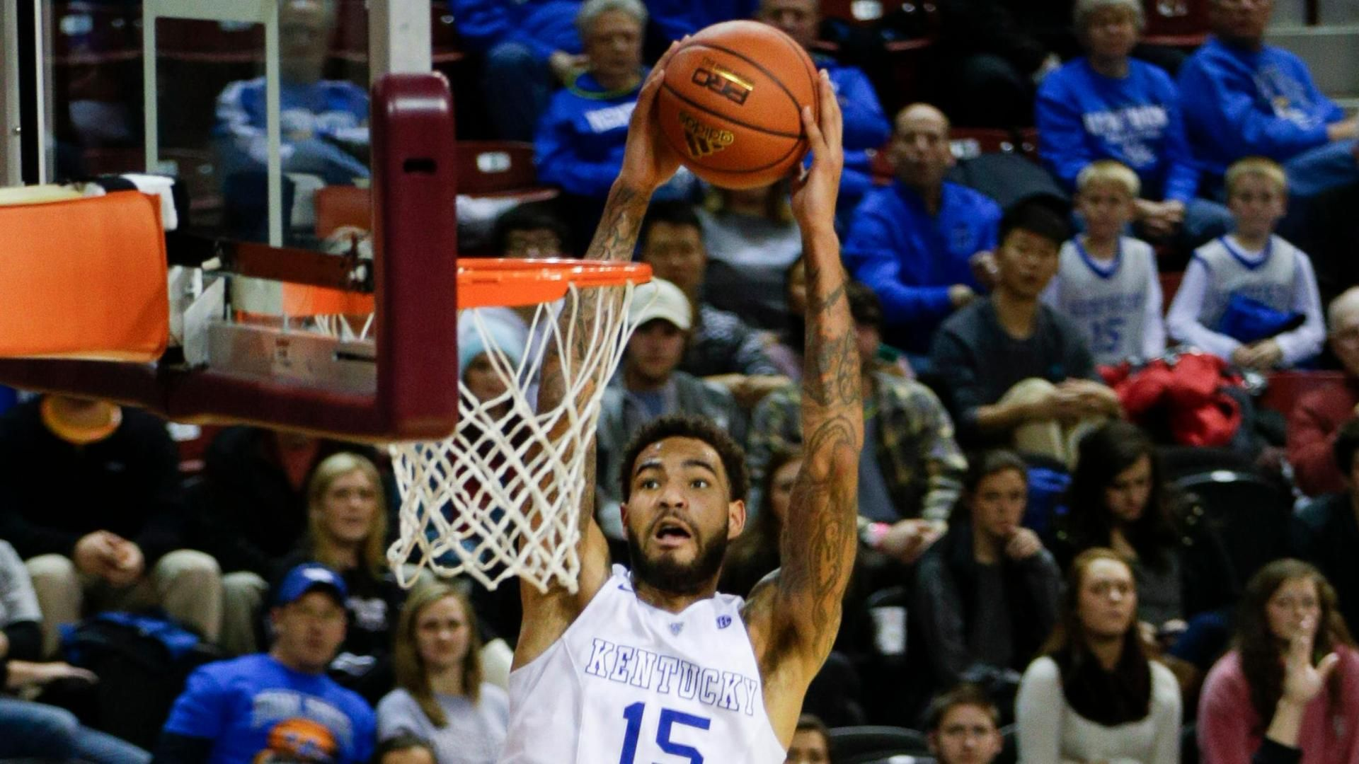 Kentucky Dominates Mississippi State