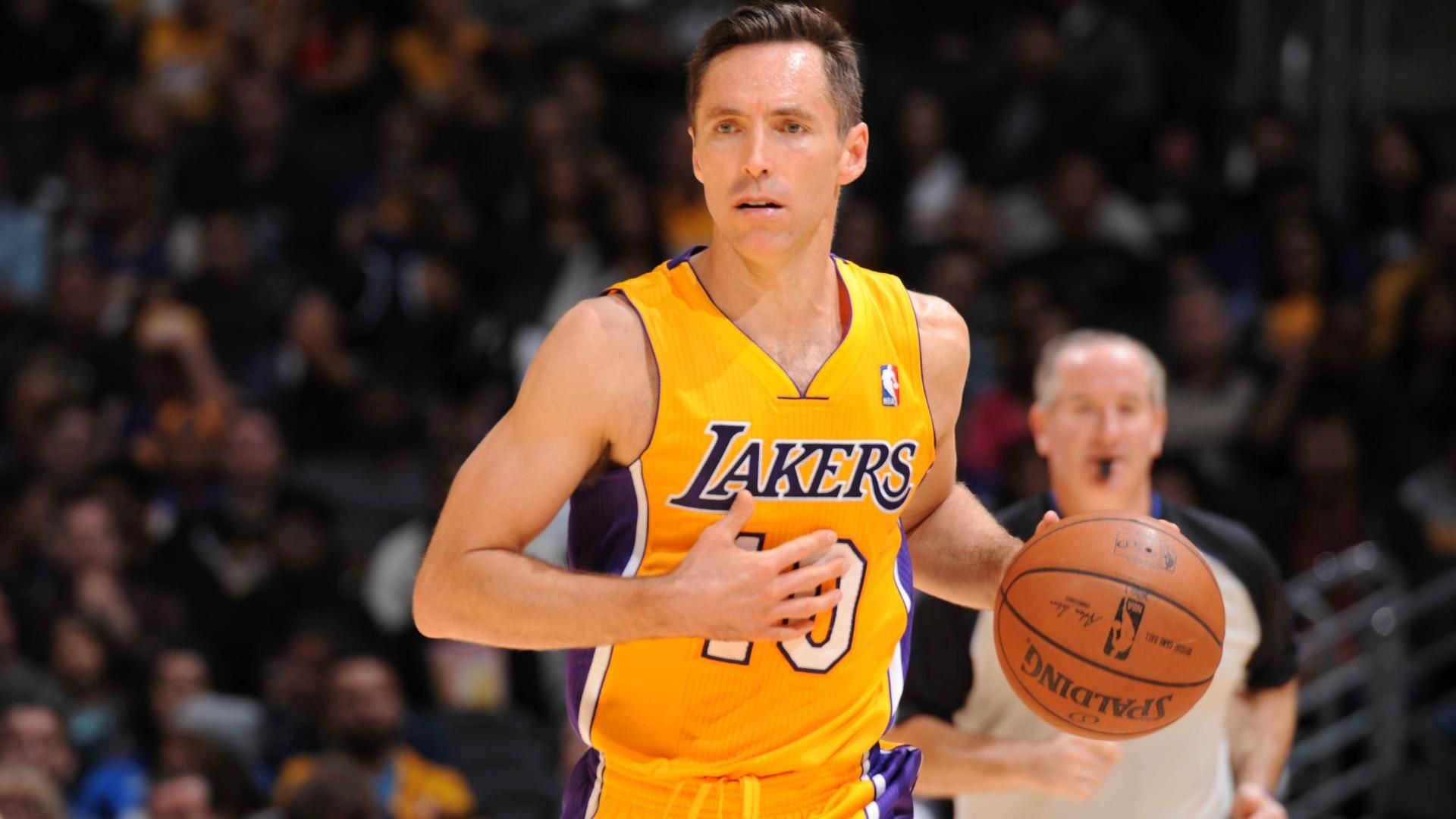 Steve Nash On Decision To Retire