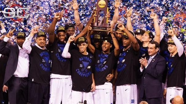 Duke wins fifth national title