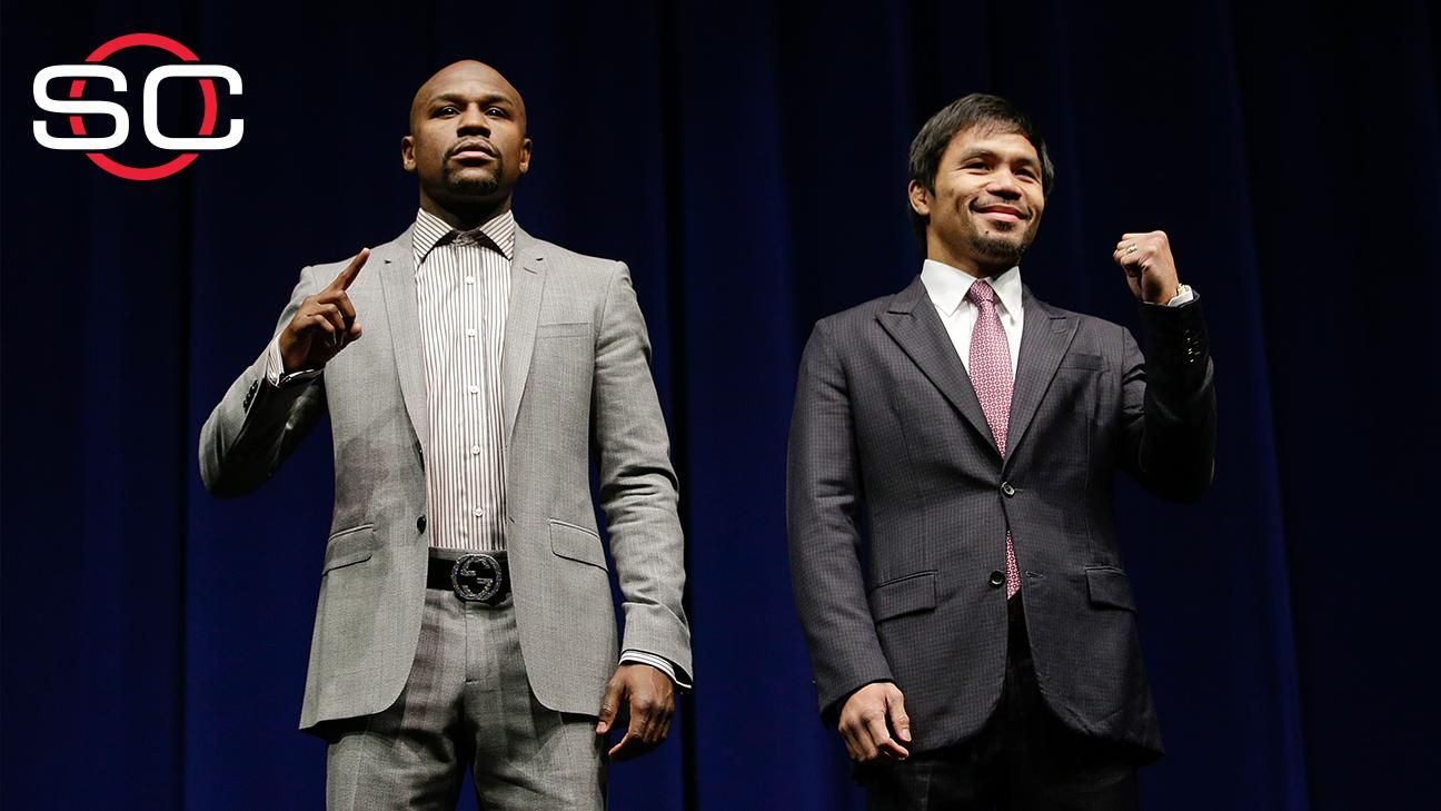 All-Access: Best of Mayweather-Pacquiao