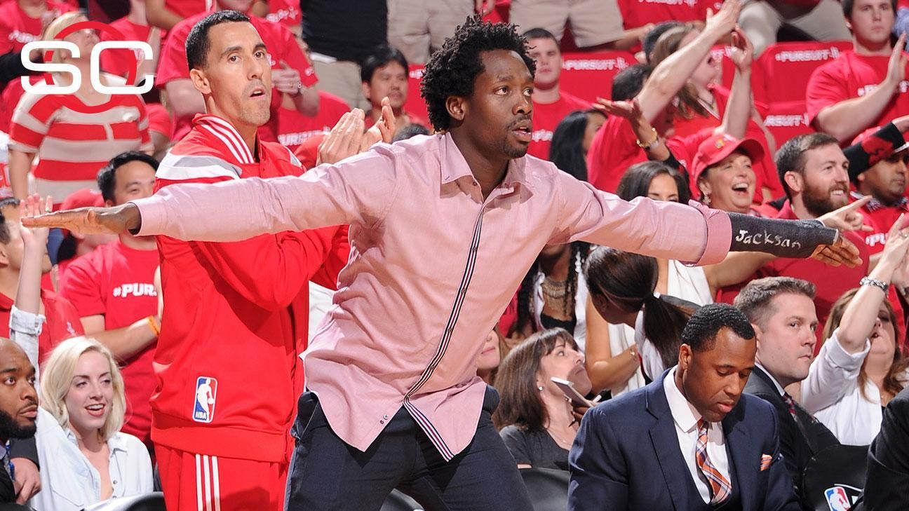 Rockets' Beverley likely out for Western Conference finals