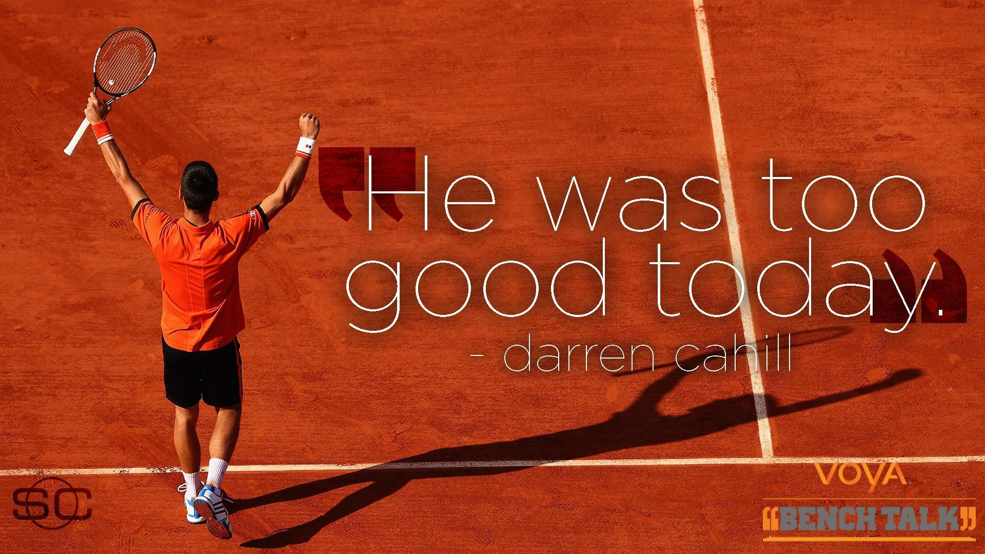 Breaking down Djoker's domination of Nadal