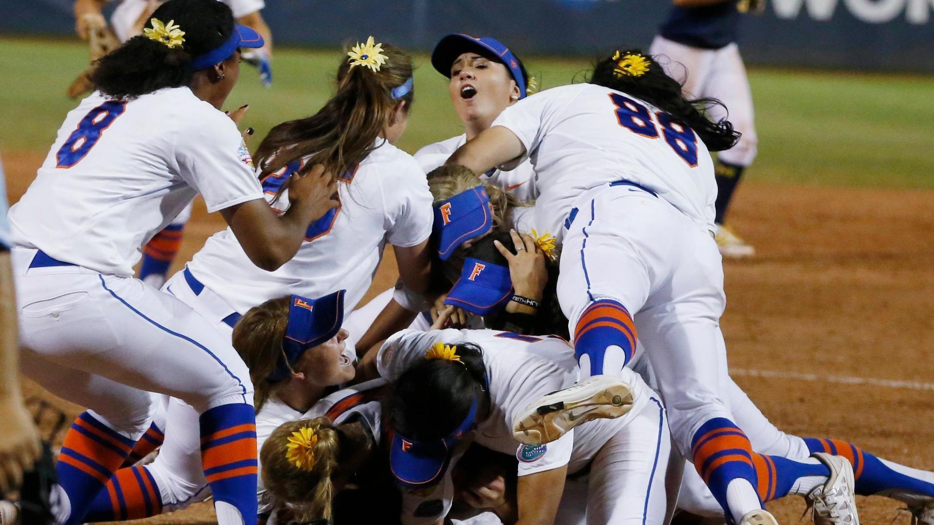 Florida wins Women's College World Series