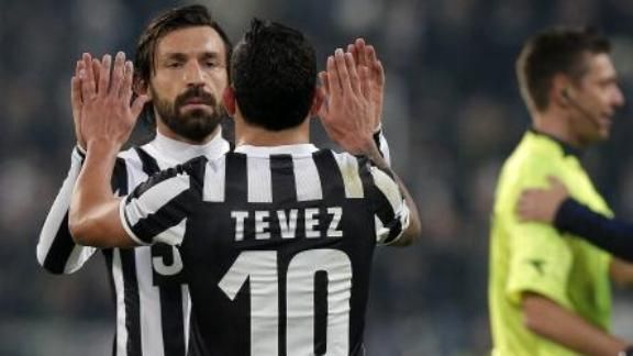 Juve upbeat despite defeat