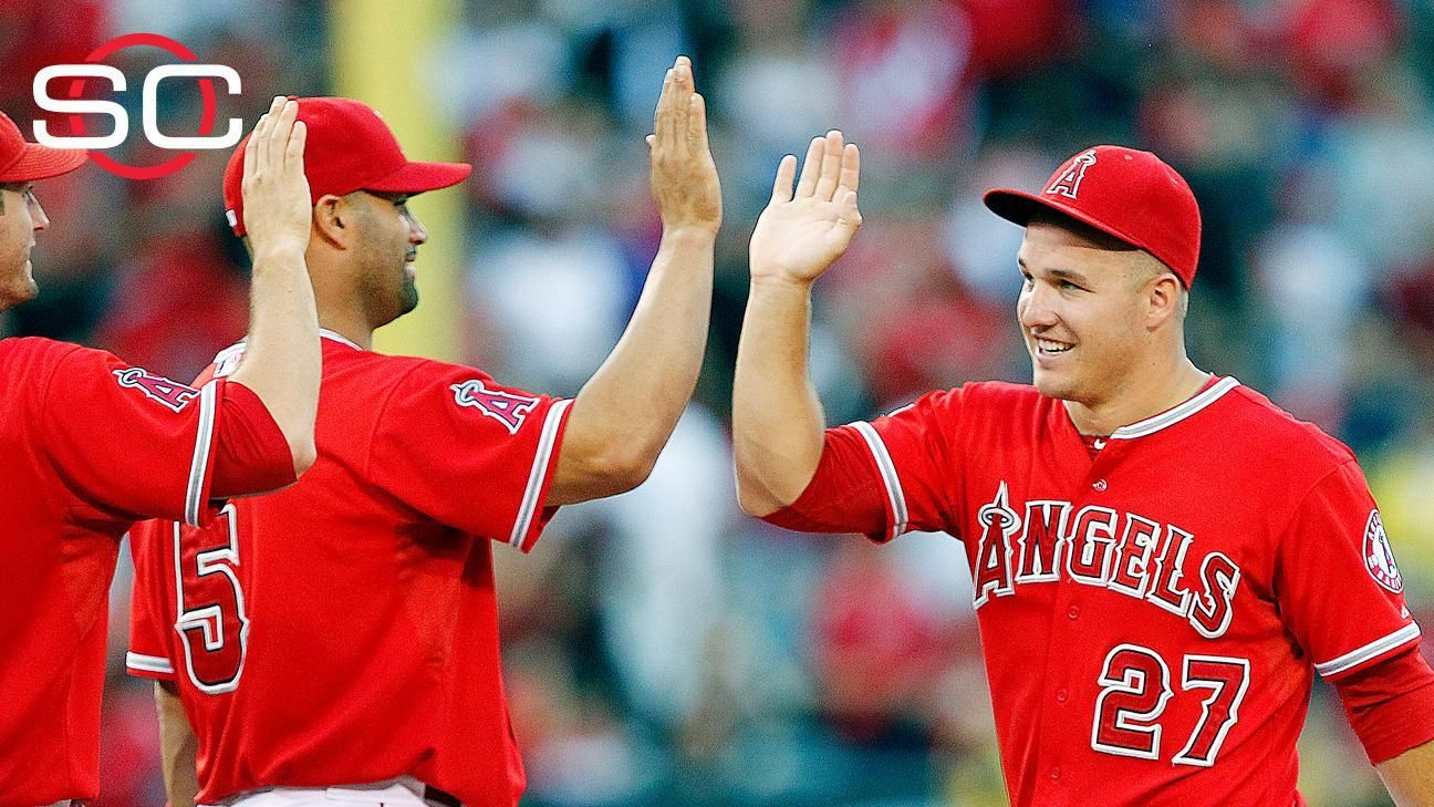 Cano leaves game, Angels beat M's