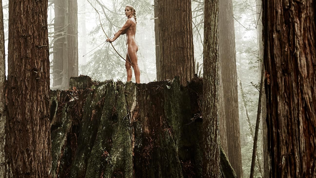 ESPN The Magazine's 2015 Body Issue: Khatuna Lorig