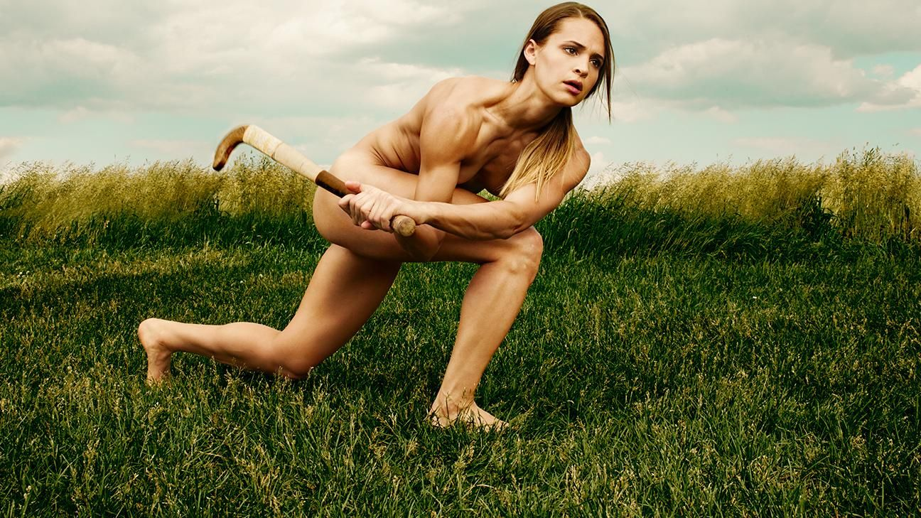 ESPN The Magazine's 2015 Body Issue: Paige Selenski