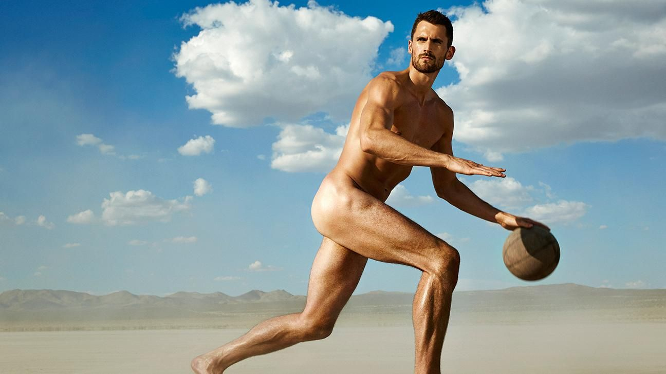 ESPN The Magazine's 2015 Body Issue: Kevin Love