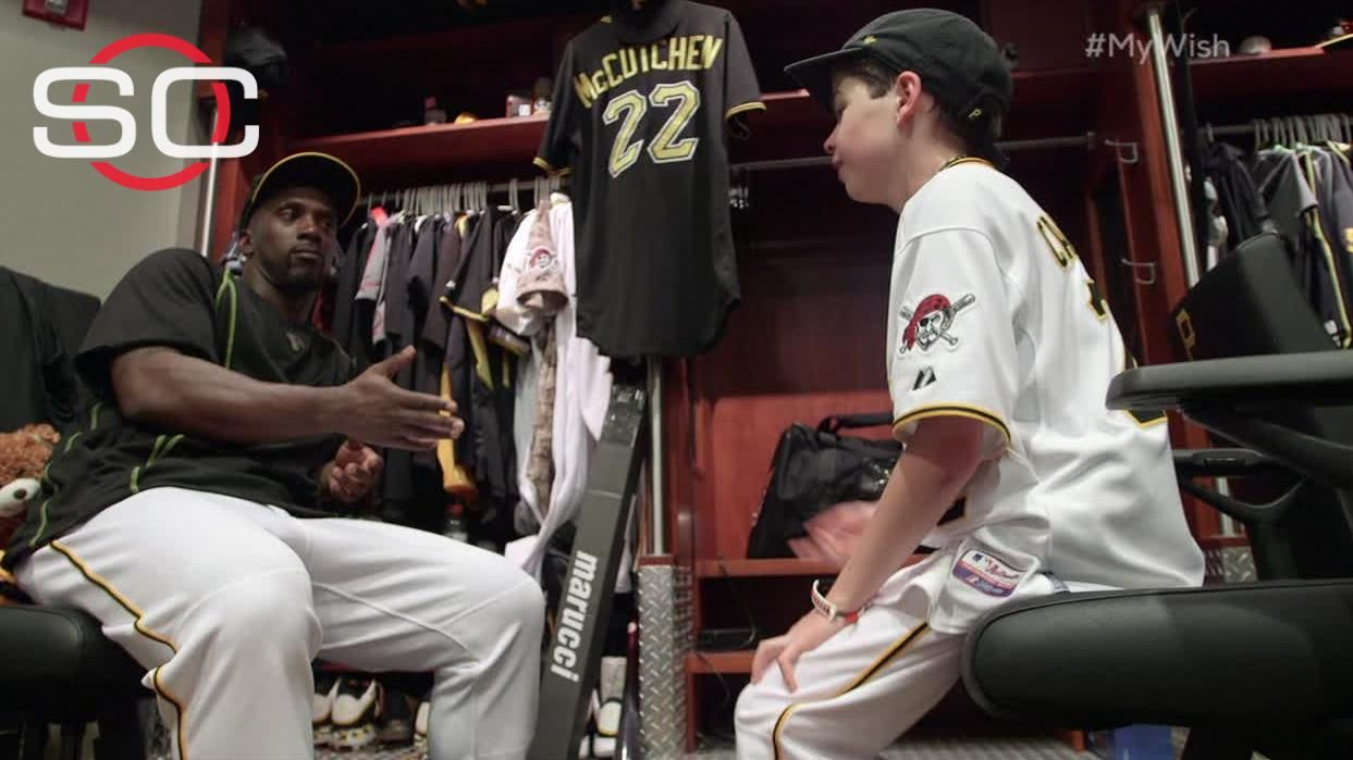 My Wish: Andrew McCutchen