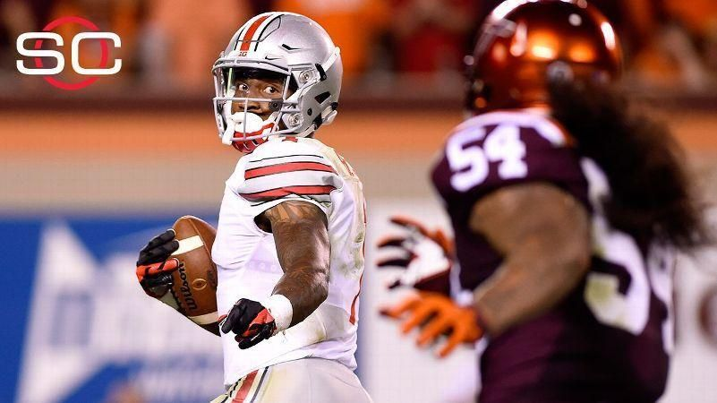 Ohio State, Miller pull away from Virginia Tech