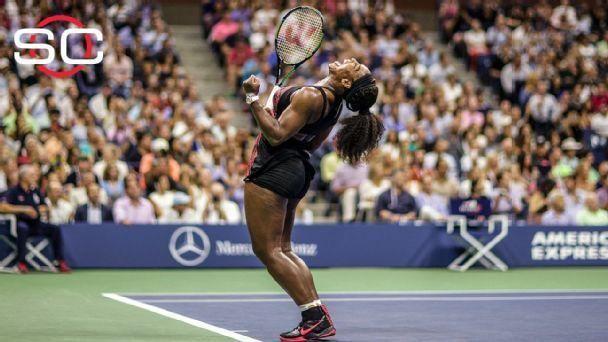 Serena knocks off Venus in three sets