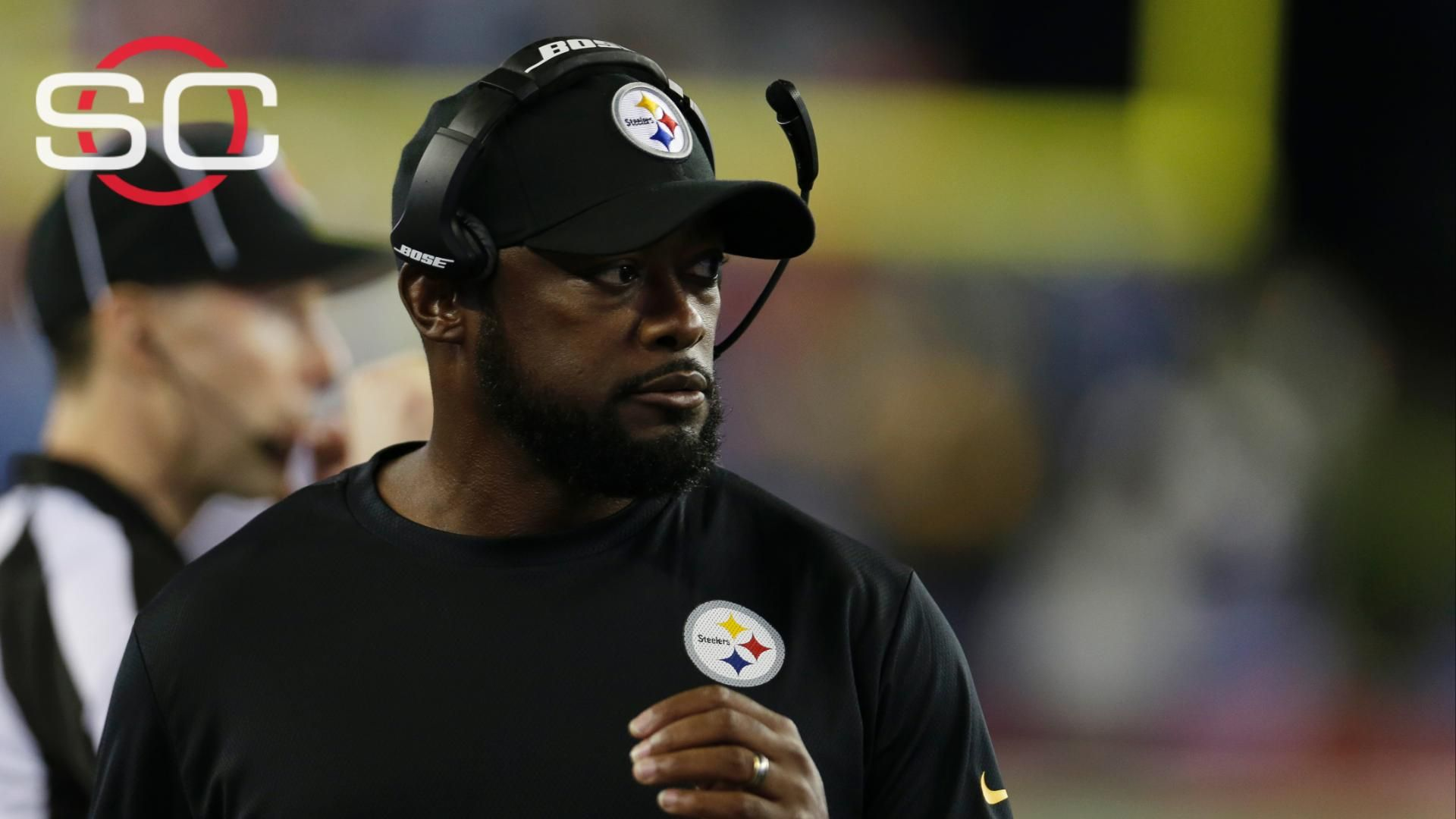 Steelers coaches upset over headset problems