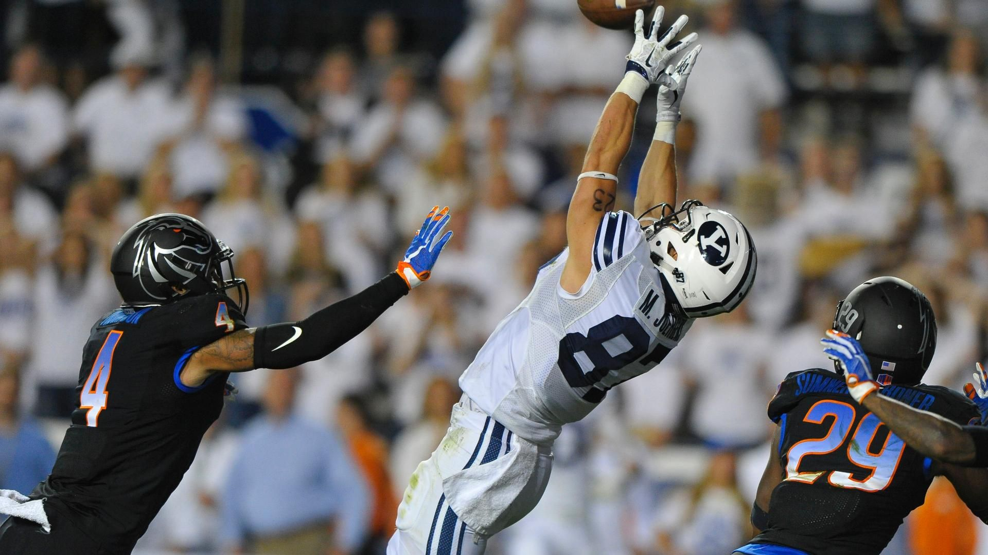 BYU rides late-game magic again for the win