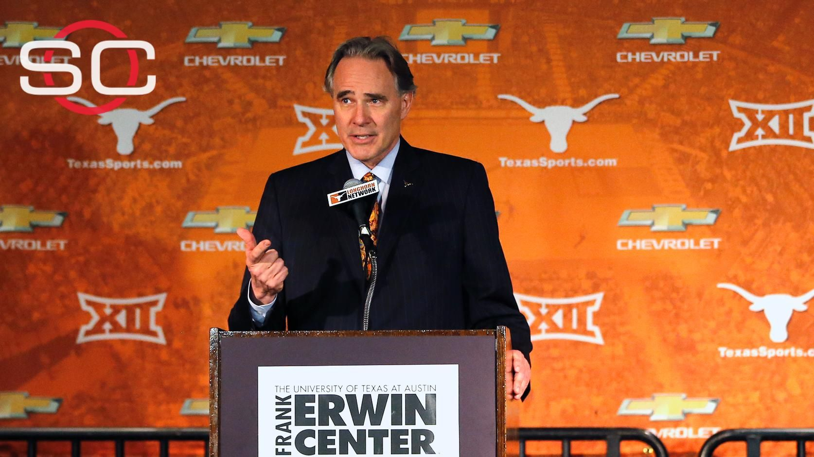 Clashes with fans, boosters led to Patterson's demise at Texas