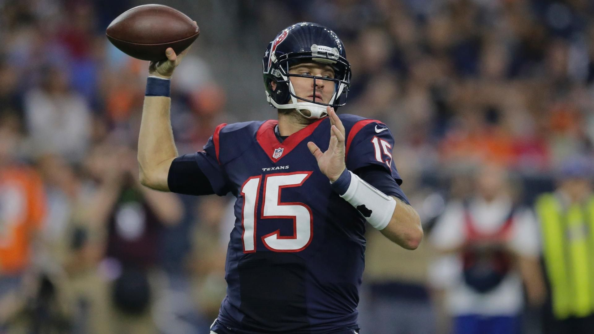 Schiano believes Texans can't go back to Brian Hoyer at QB