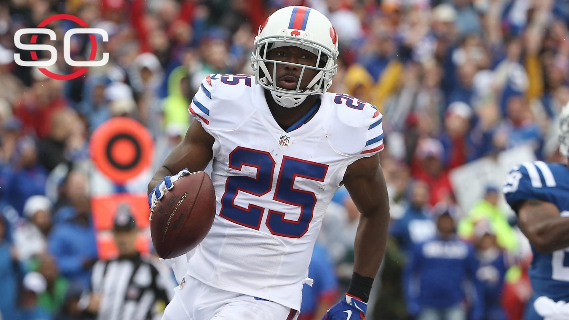 McCoy exits Bills practice with tight hamstring