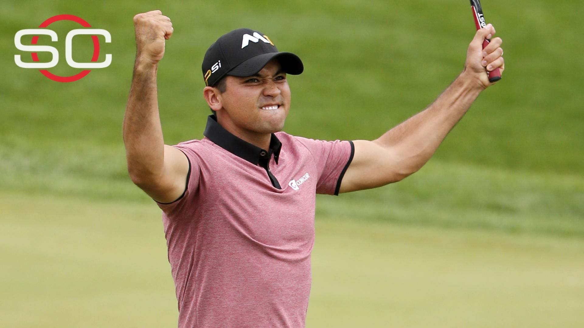 Day matches PGA Tour's 36-hole record low
