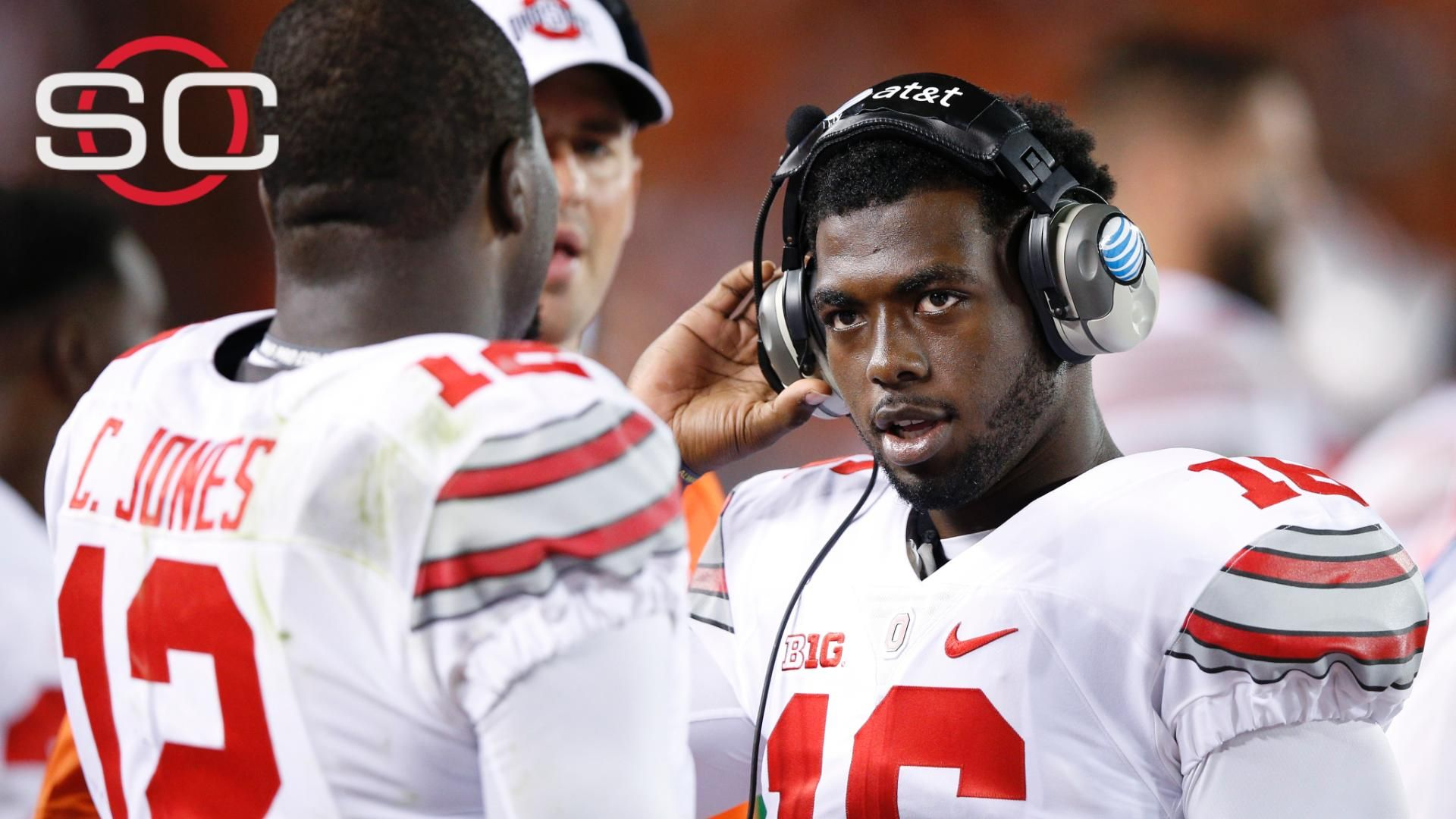 Who will start at QB for Ohio State?