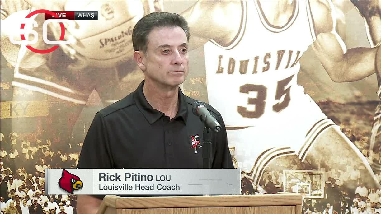 Pitino responds to claims in book