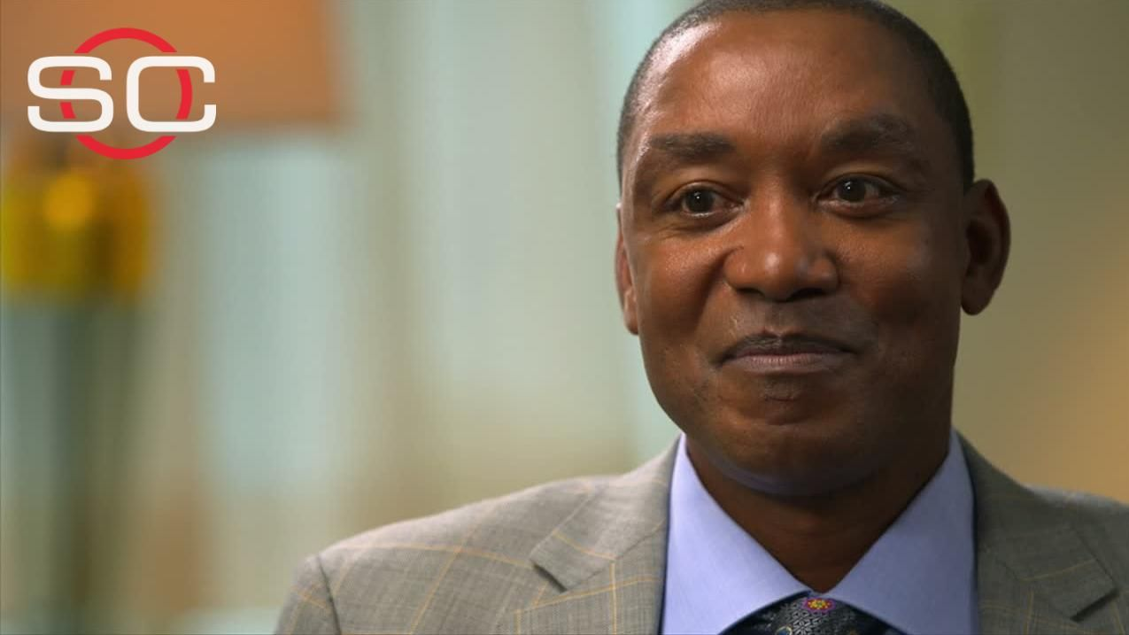 Face to Face with Isiah Thomas