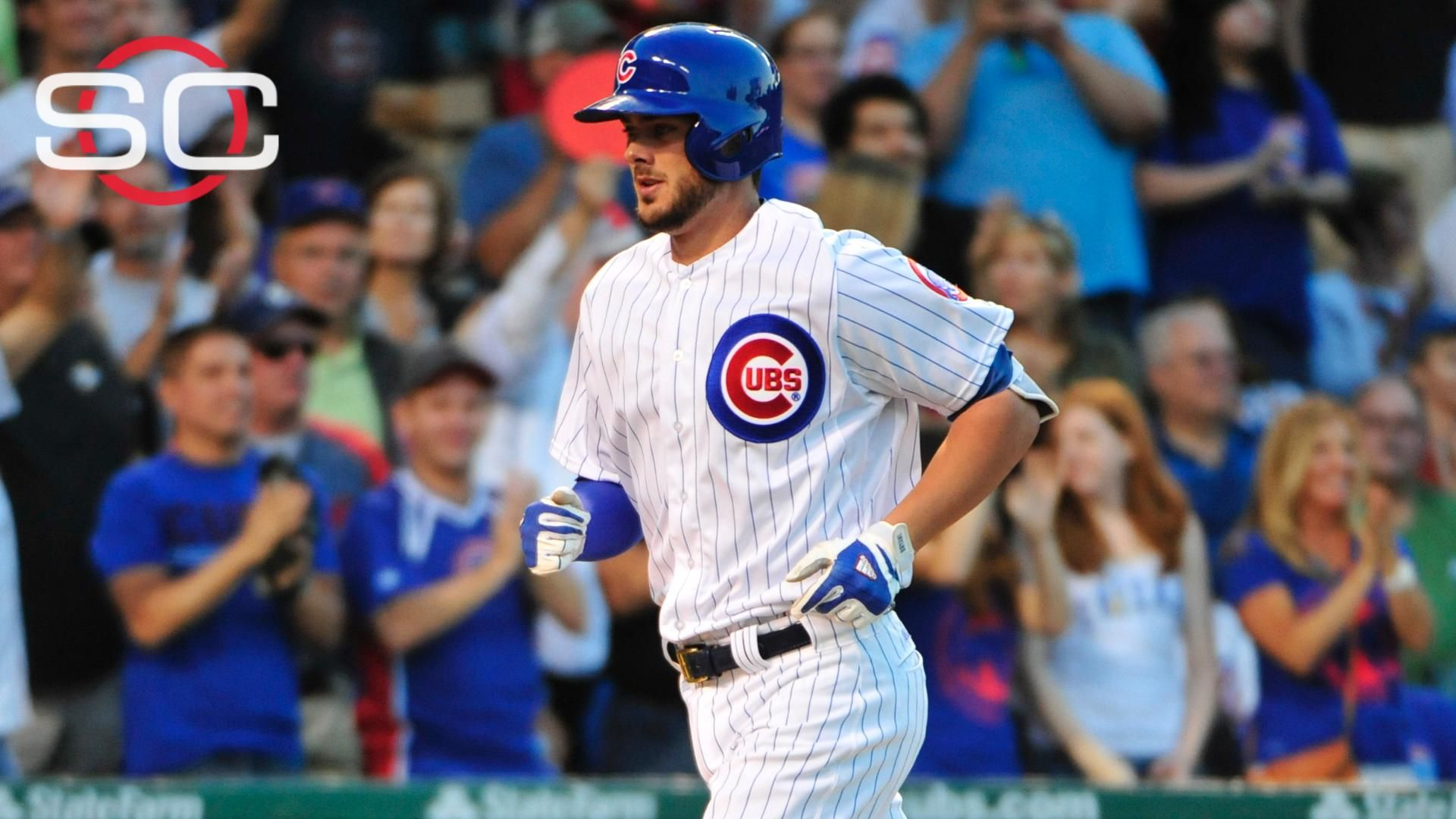 Cubs' Bryant has MLB's top-selling jersey