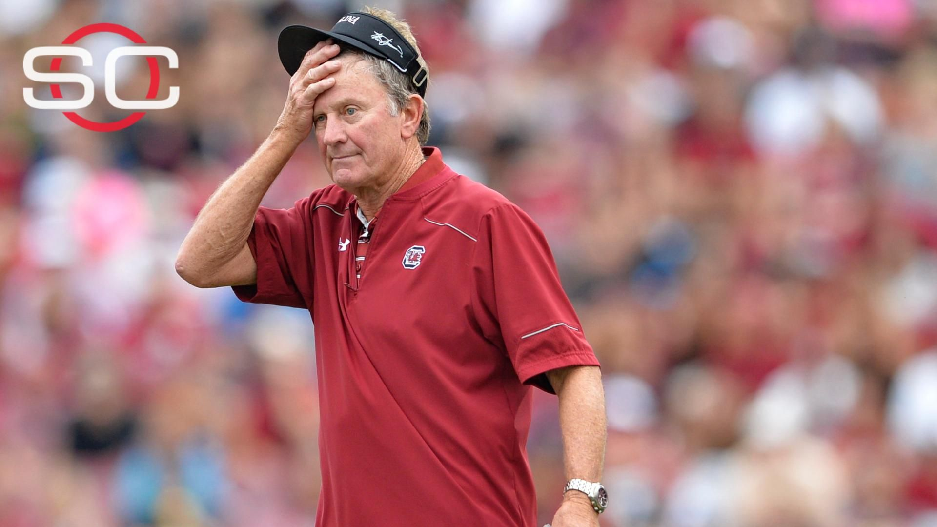Why is Spurrier retiring?