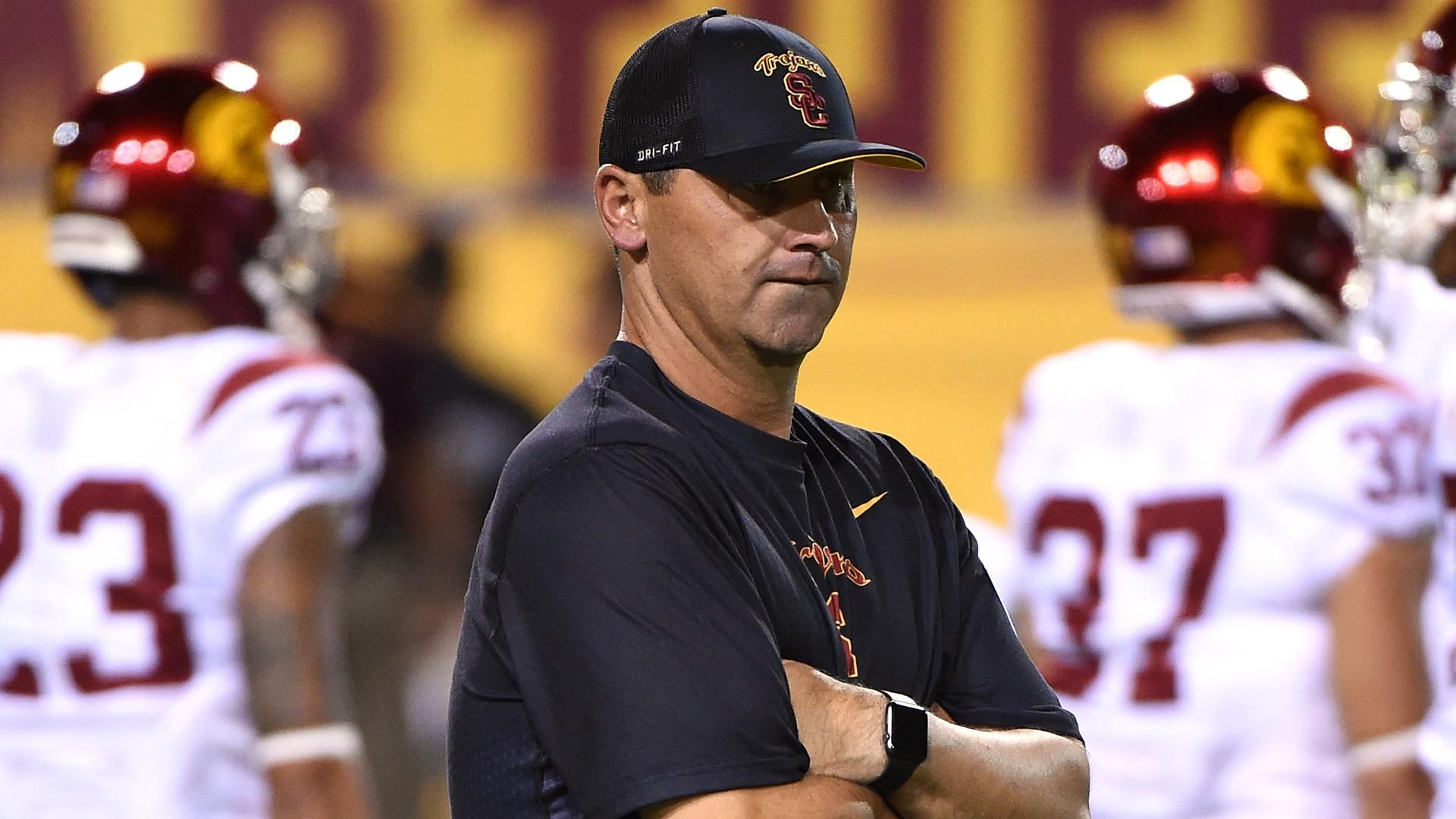 Steve Sarkisian needs help