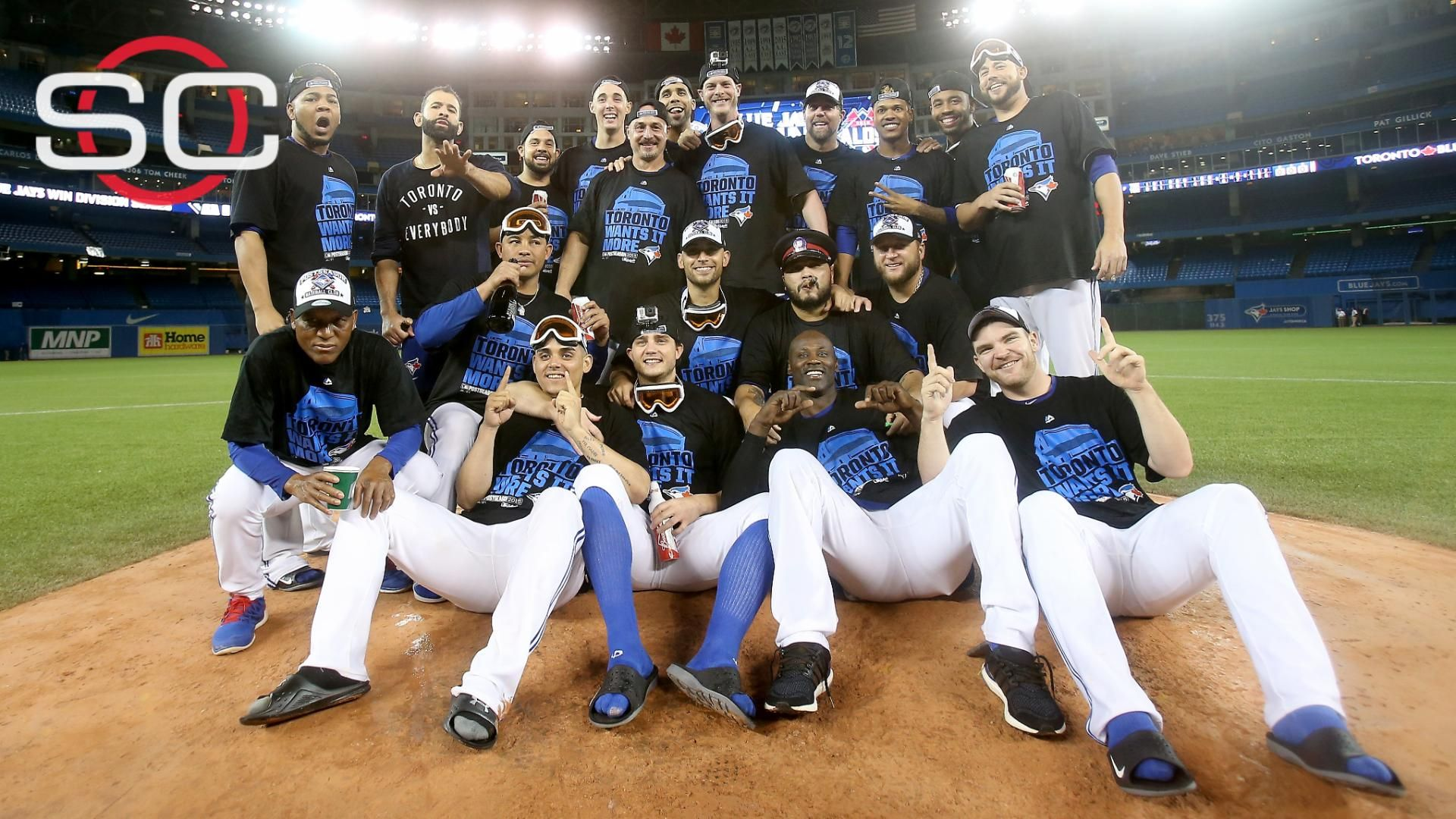 Vegas favors Blue Jays to win World Series
