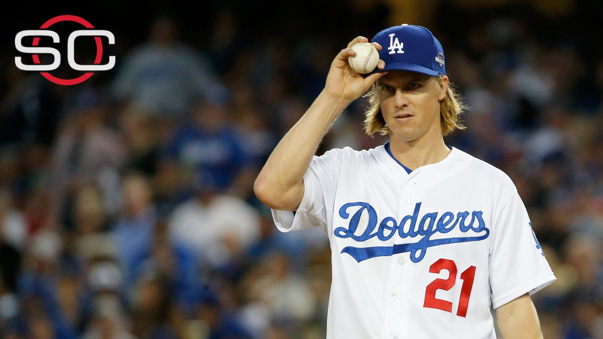 Is Greinke's time in LA over?