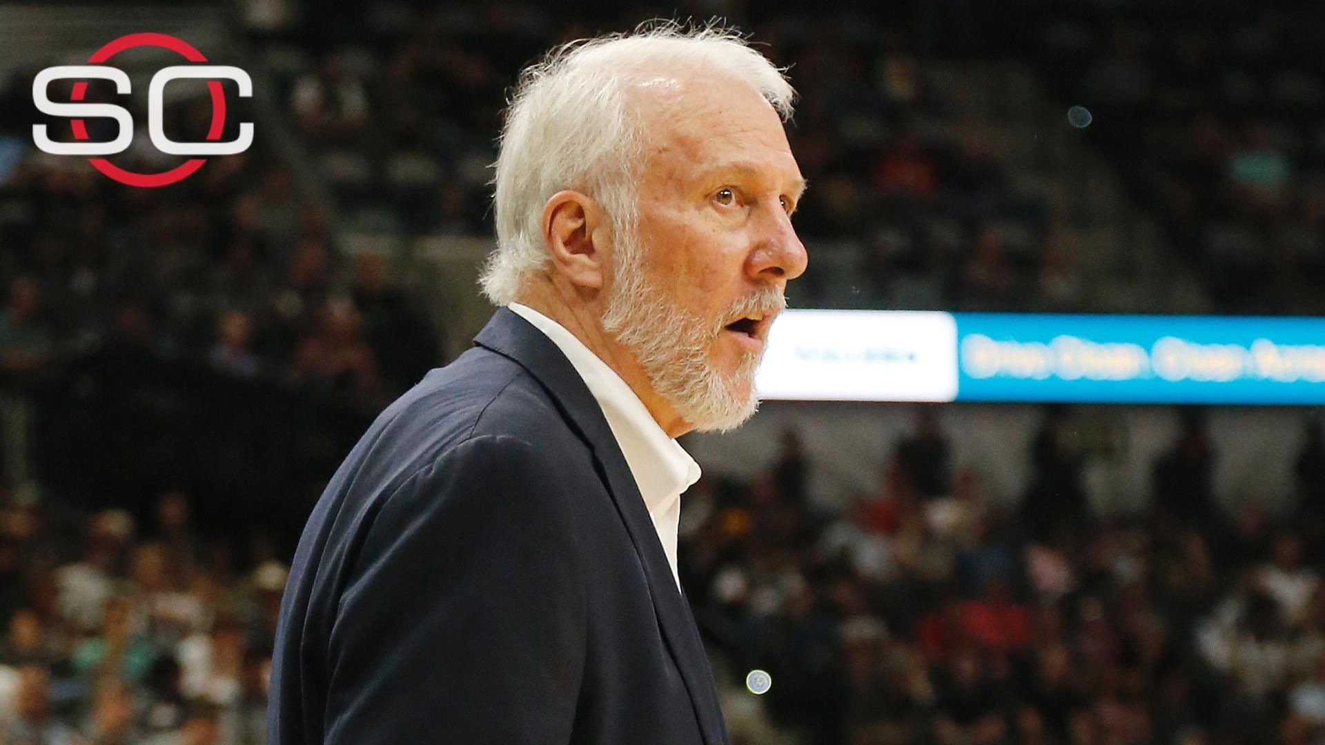 Gregg Popovich to coach U.S. men's basketball team