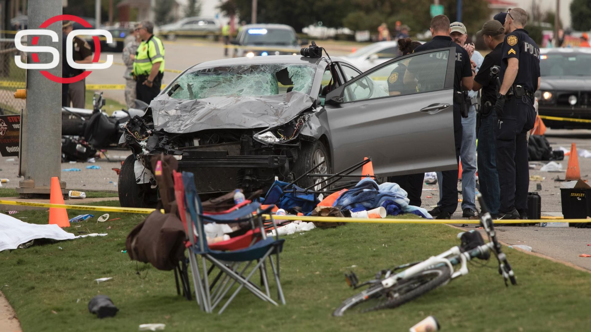 Four people dead after crash at Oklahoma State parade